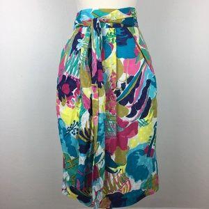 NWT J Crew Tie Waist Skirt size 00